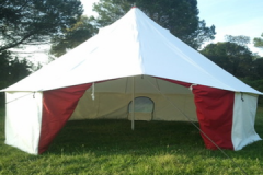 canvas camping bell tents 4