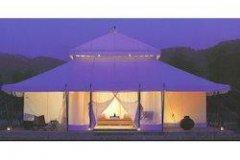 mughal indian tent
