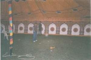 marquee navrattan tent 2