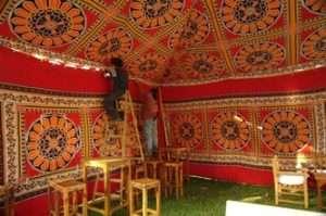 marquee navrattan tent 8