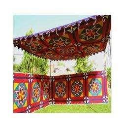 Indian shamiyana tent, indian party tent, shaiyana kanat