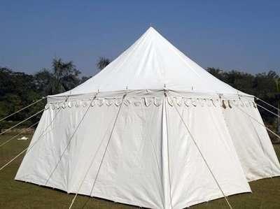 High Peak Square Medieval Tents