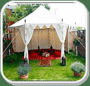The Pavilion Indian Tent